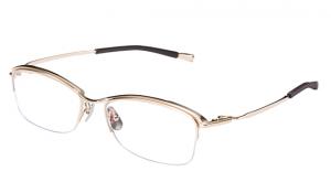 999.9の純日本製メガネS-151T-46440円