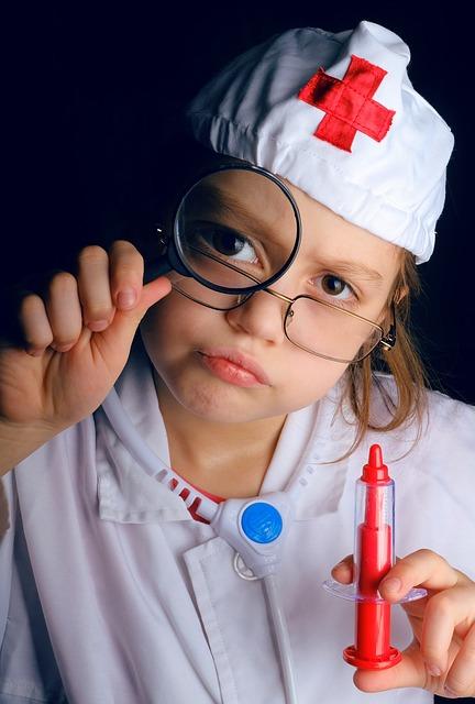 女の子のお医者さん:目からウロコの耳寄り情報局