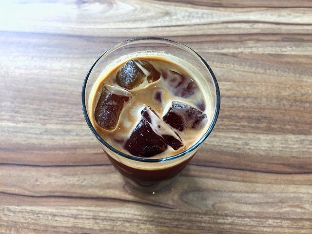 アイスコーヒーの画像:目からウロコの耳寄り情報局