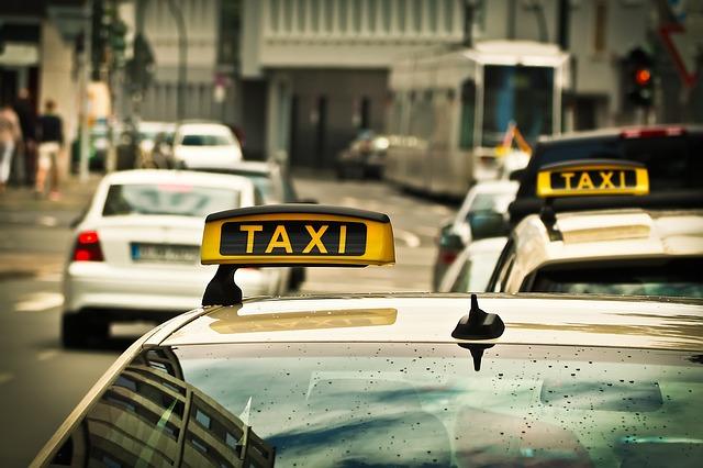 タクシーにの画像:目からウロコの耳寄り情報局