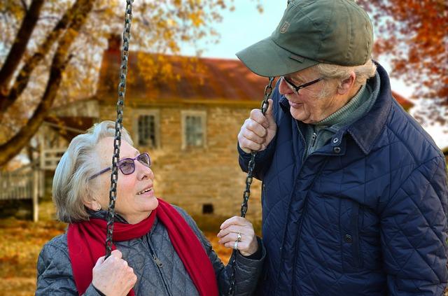 老人の画像:目からウロコの耳寄り情報局